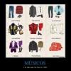 """MÚSICOS – Y la ropa que los hizo un """"mito"""""""