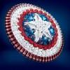 Excepcionales esculturas de The Avengers creadas con objetos de la casa