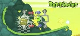 Primer trailer y gameplay de Bad Piggies, el nuevo juego de Rovio [Video]