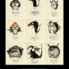 POKEMON – Rediseñados por Tim Burton