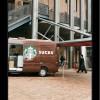 FURGONETAS – con puerta deslizante para Starbucks: una mala idea