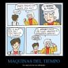 MÁQUINAS DEL TIEMPO – He aquí una de sus utilidades
