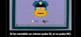 POLICÍA DE SPRINGFIELD – Eficacia asegurada