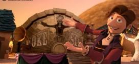 El Vendedor de Humo (Corto)