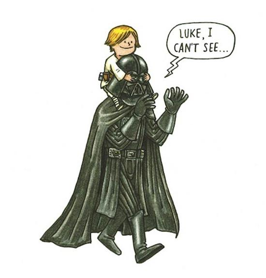 01-Qué-pasaría-si-Darth-Vader-fuera-un-buen-padre-Humor