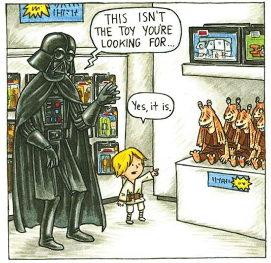 06-Qué-pasaría-si-Darth-Vader-fuera-un-buen-padre-Humor
