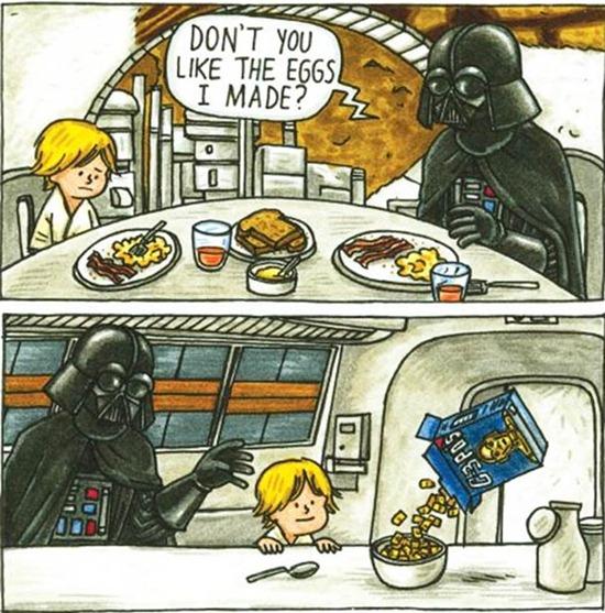 08-Qué-pasaría-si-Darth-Vader-fuera-un-buen-padre-Humor