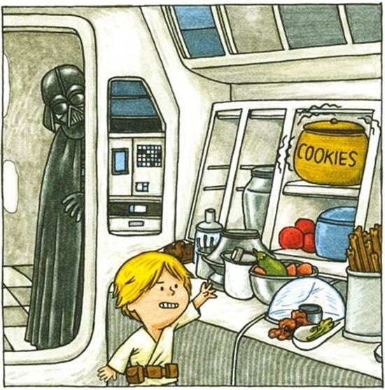 10-Qué-pasaría-si-Darth-Vader-fuera-un-buen-padre-Humor