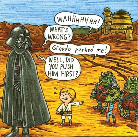 12-Qué-pasaría-si-Darth-Vader-fuera-un-buen-padre-Humor