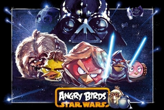 Gameplay-de-Angry-Birds-Star-Wars-Video